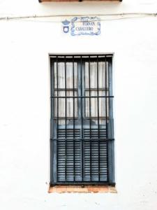 Calle Fernan Caballero en Carmona